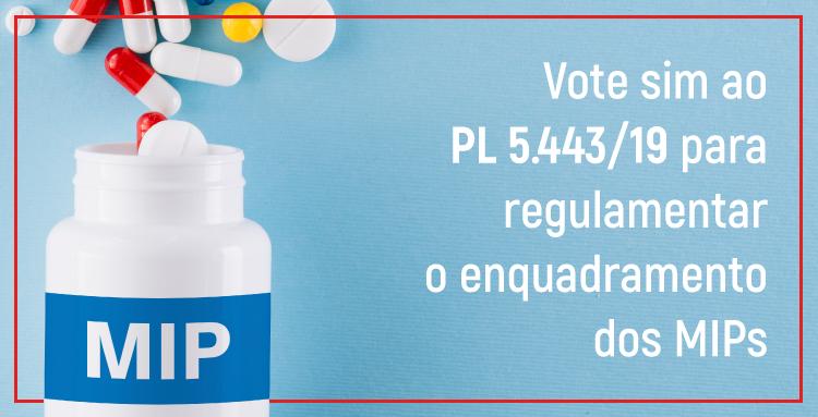 Vote no projeto de lei que regulamenta a revalidação da prescrição de antibióticos